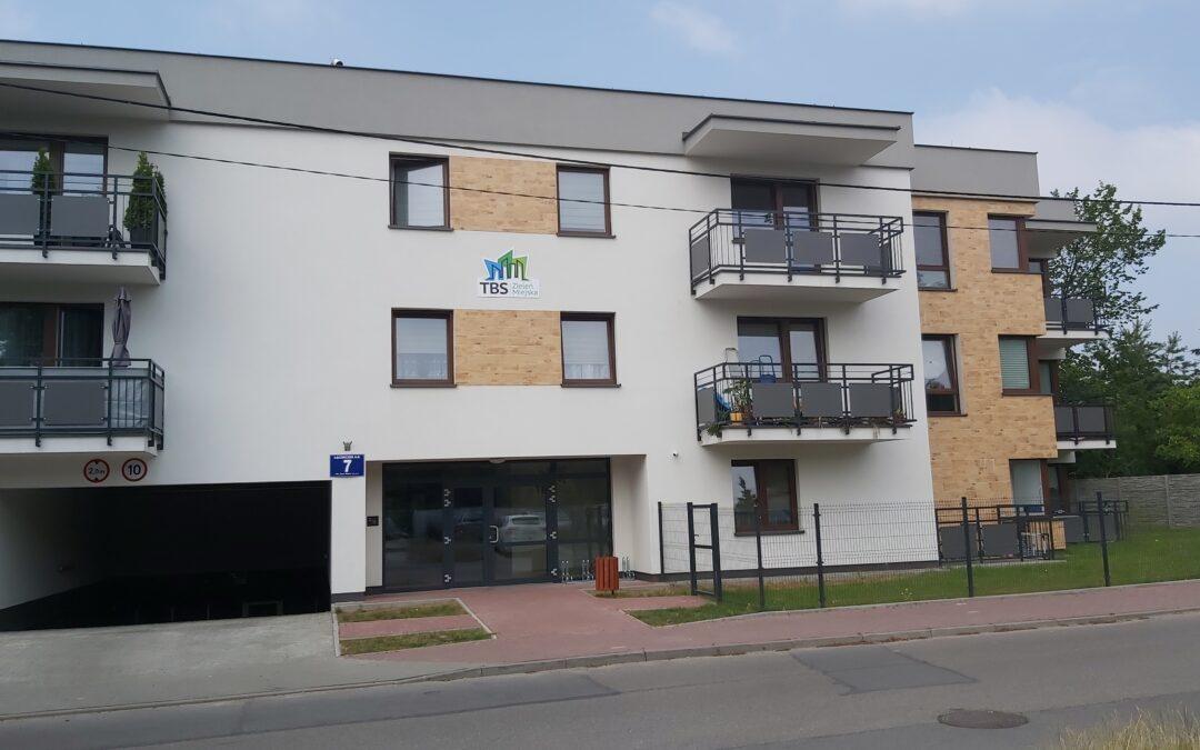 Oddanie budynku wramach programu Lepsze Lokum